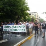 Protesta del movimento dei forconi in Sicilia