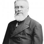 Richard Gatling, inventore della mitragliatrice Gatling